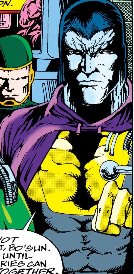 Kalum Lo (Earth-616)