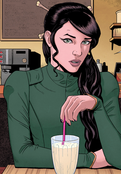 Leah (Construct) (Earth-616)