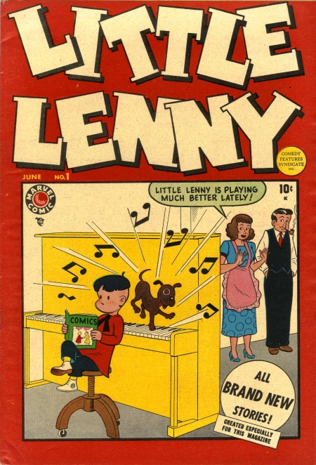 Little Lenny Vol 1 1
