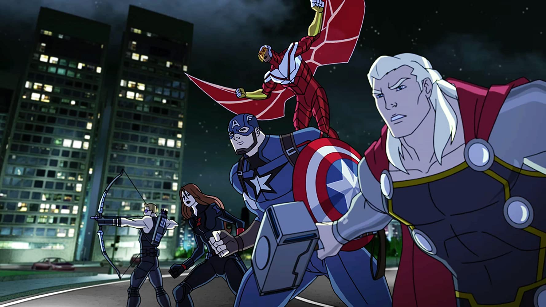 Marvel's Avengers Assemble Season 3 2