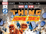 Marvel 2-In-One Vol 1