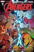 Marvel Action Avengers Vol 1 8