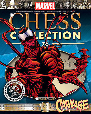 Marvel Chess Collection Vol 1 76