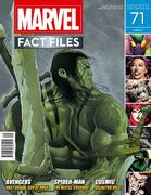 Marvel Fact Files Vol 1 71