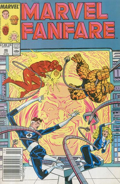 Marvel Fanfare Vol 1 46