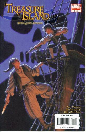 Marvel Illustrated: Treasure Island Vol 1 5
