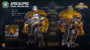 Marvel Realm of Champions Apocalypse Official Cosplayer Guide