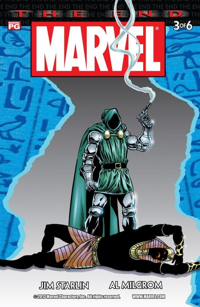 Marvel Universe: The End Vol 1 3