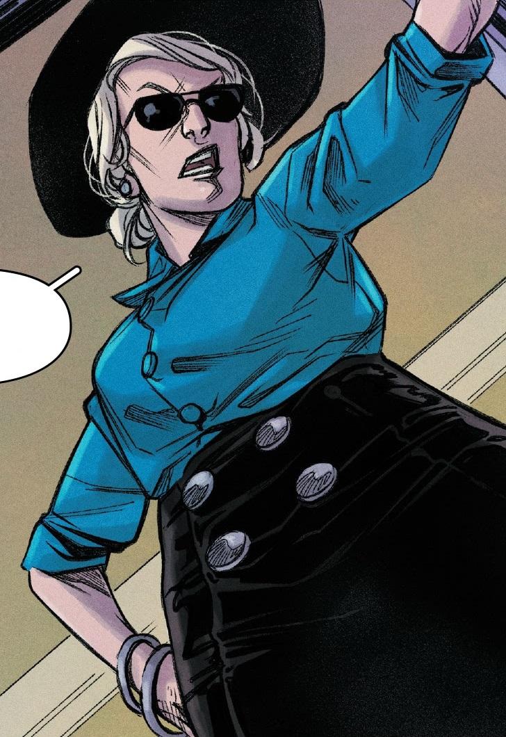 Mary Storm (Earth-65)