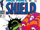 Nick Fury, Agent of SHIELD Vol 1 5