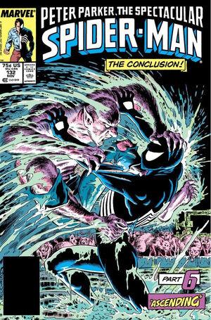 Peter Parker, The Spectacular Spider-Man Vol 1 132.jpg