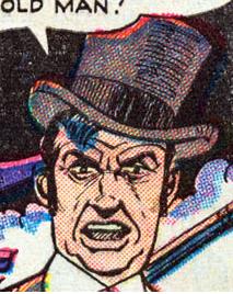 Phantom Rider (Carson) (Earth-616)