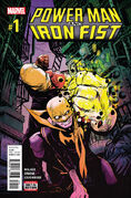 Power Man and Iron Fist Vol 3 1