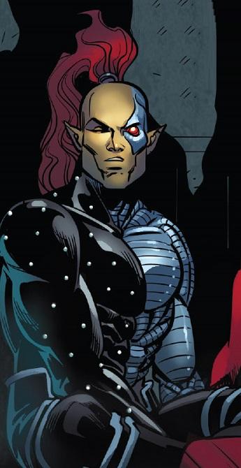Raza Longknife (Earth-616)