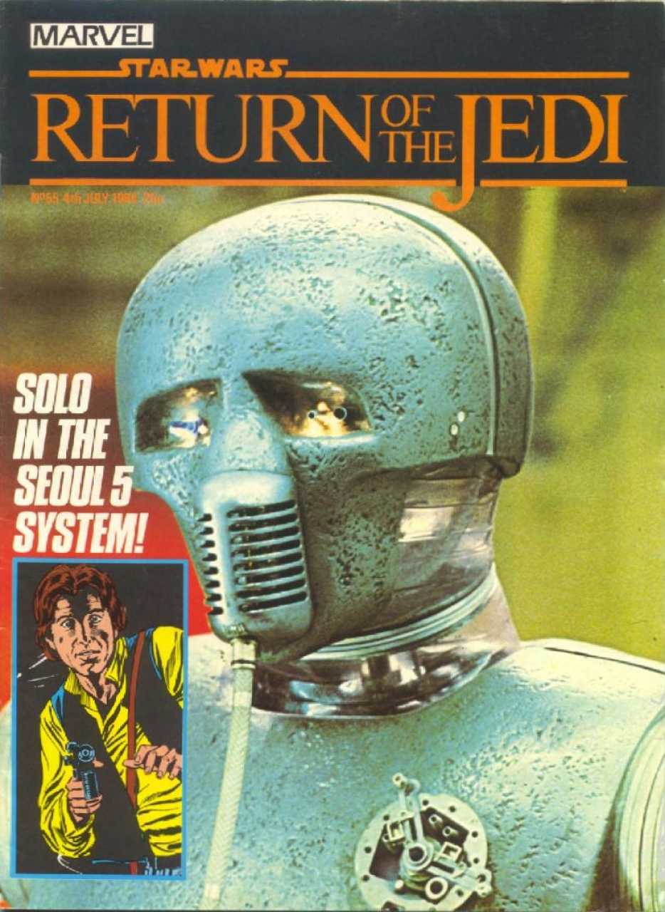 Return of the Jedi Weekly (UK) Vol 1 55