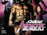 Savage Avengers Vol 1 12