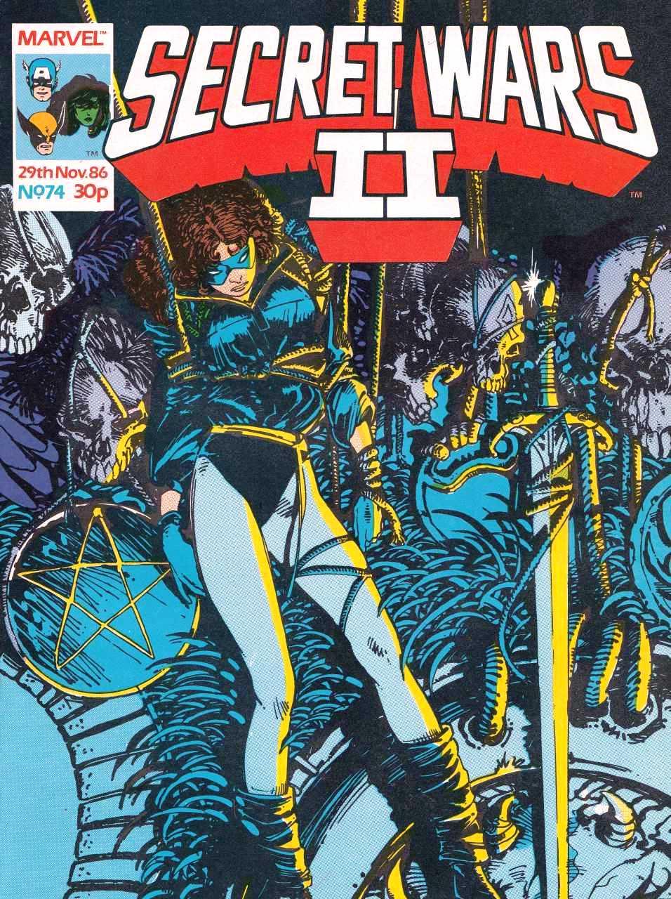 Secret Wars II (UK) Vol 1 74