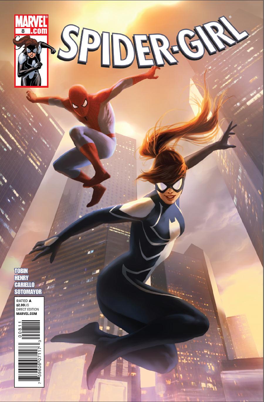 Spider-Girl Vol 2 8