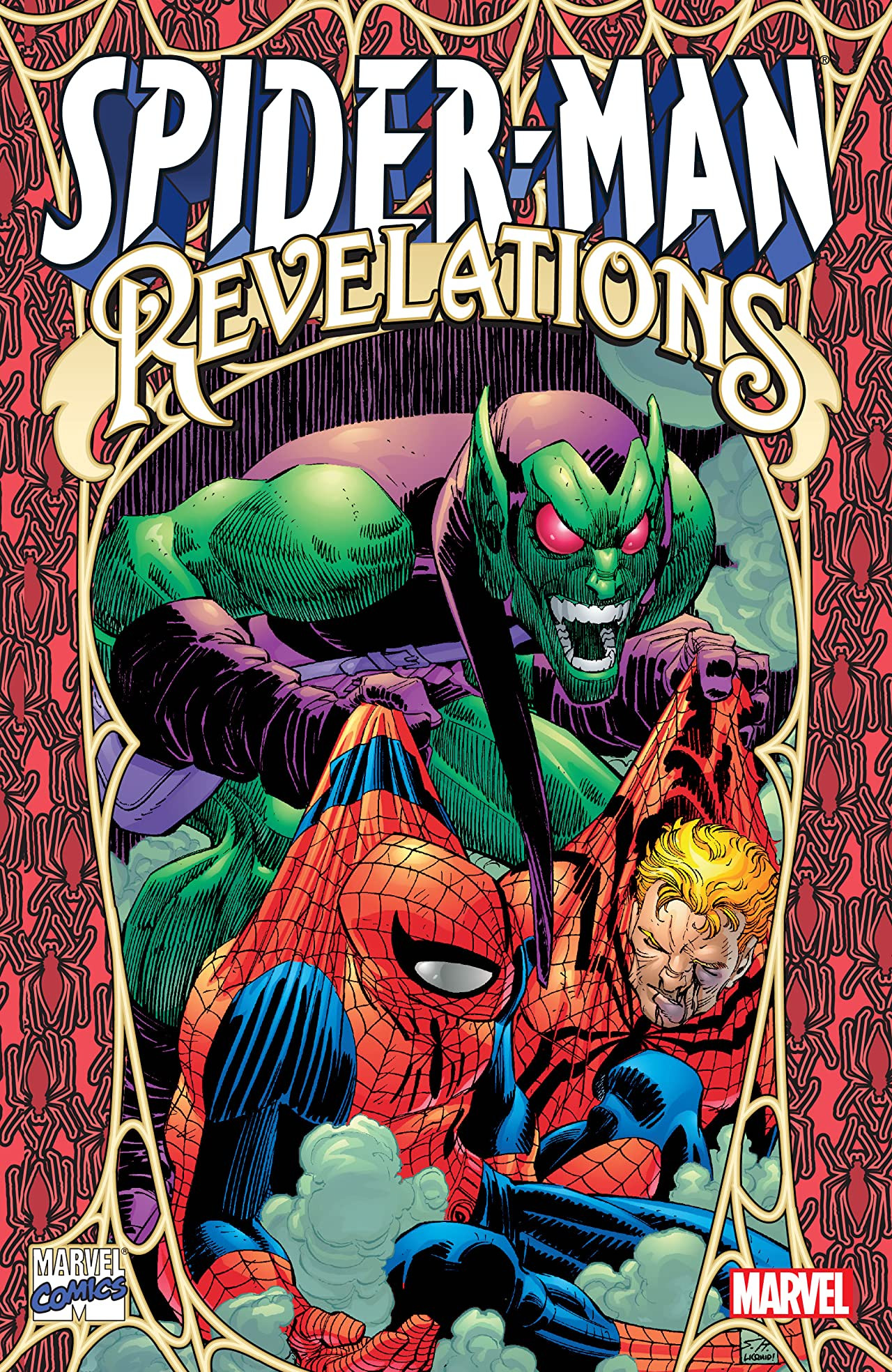 Spider-Man: Revelations Vol 1 1