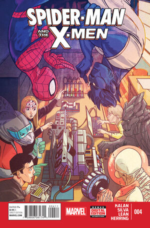 Spider-Man and the X-Men Vol 1 4.jpg