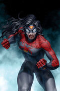 Spider-Woman Vol 7 10 Textless