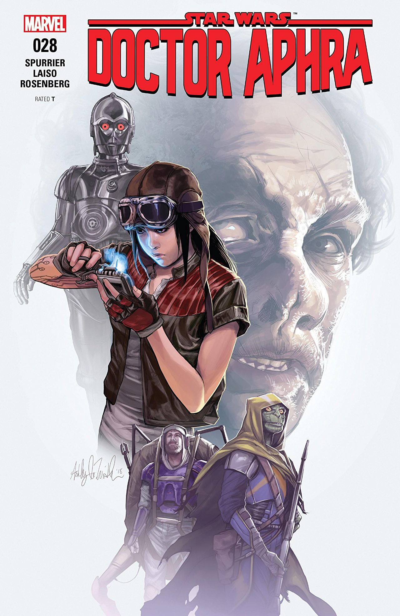 Star Wars: Doctor Aphra Vol 1 28