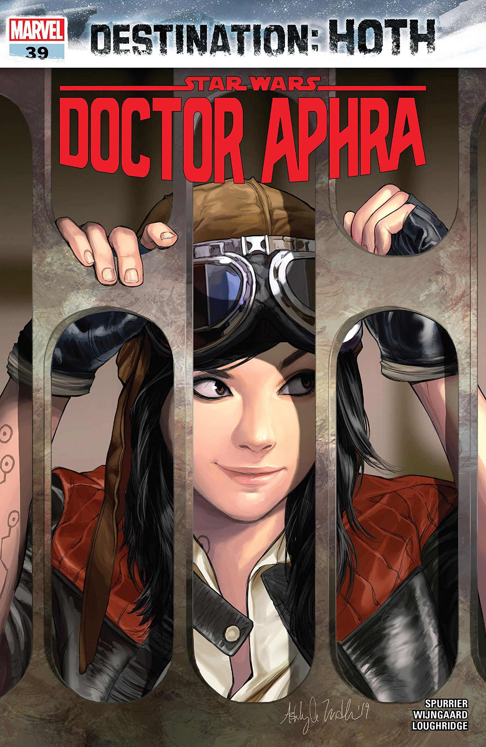 Star Wars: Doctor Aphra Vol 1 39