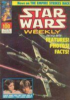 Star Wars Weekly (UK) Vol 1 100