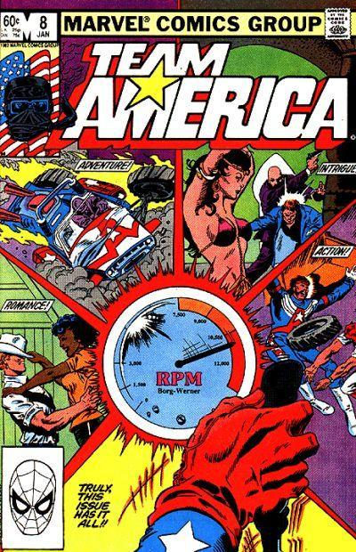 Team America Vol 1 8
