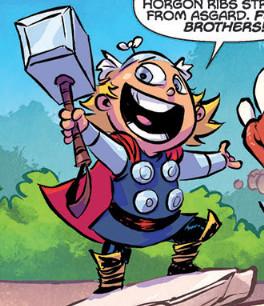 Thor Odinson (Earth-71912)