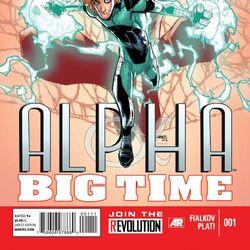 Alpha: Big Time Vol 1 1