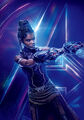 Avengers Infinity War poster 023 Textless