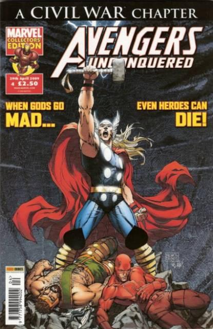 Avengers Unconquered Vol 1 4