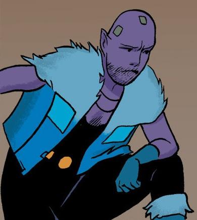 Ax-L (Earth-616)