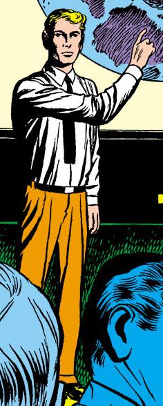 Billy Jones (Earth-616)