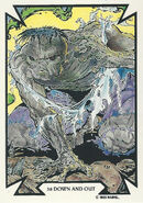 Bruce Banner (Earth-616) from Todd Macfarlane (Trading Cards) 0007