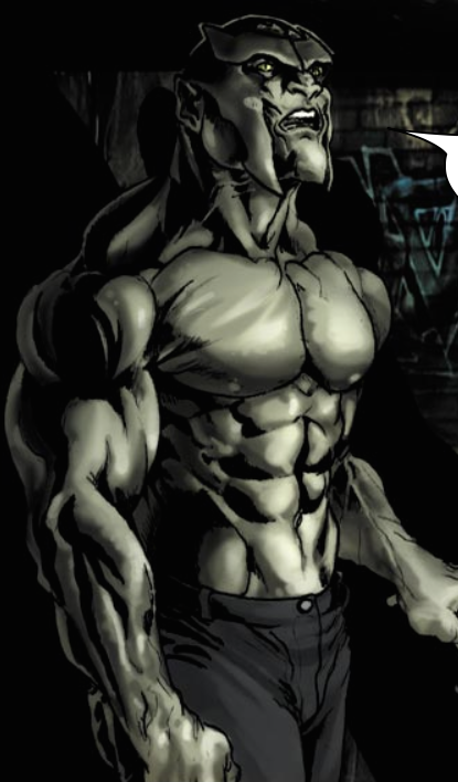 Caliban (Earth-616)