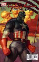 Captain America What Price Glory Vol 1 3