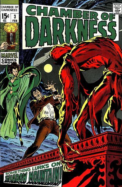Chamber of Darkness Vol 1 3