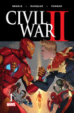Civil War II Vol 1