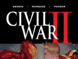 Civil War II Vol 1 1