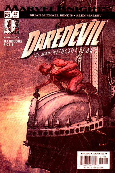 Daredevil Vol 2 47