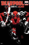 Deadpool Black, White & Blood Vol 1 1 Stegman Variant