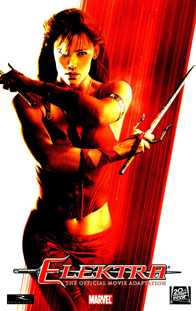 Elektra: The Movie Vol 1 1