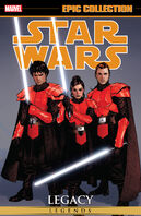 Epic Collection Star Wars Legends - Legacy Vol 1 1