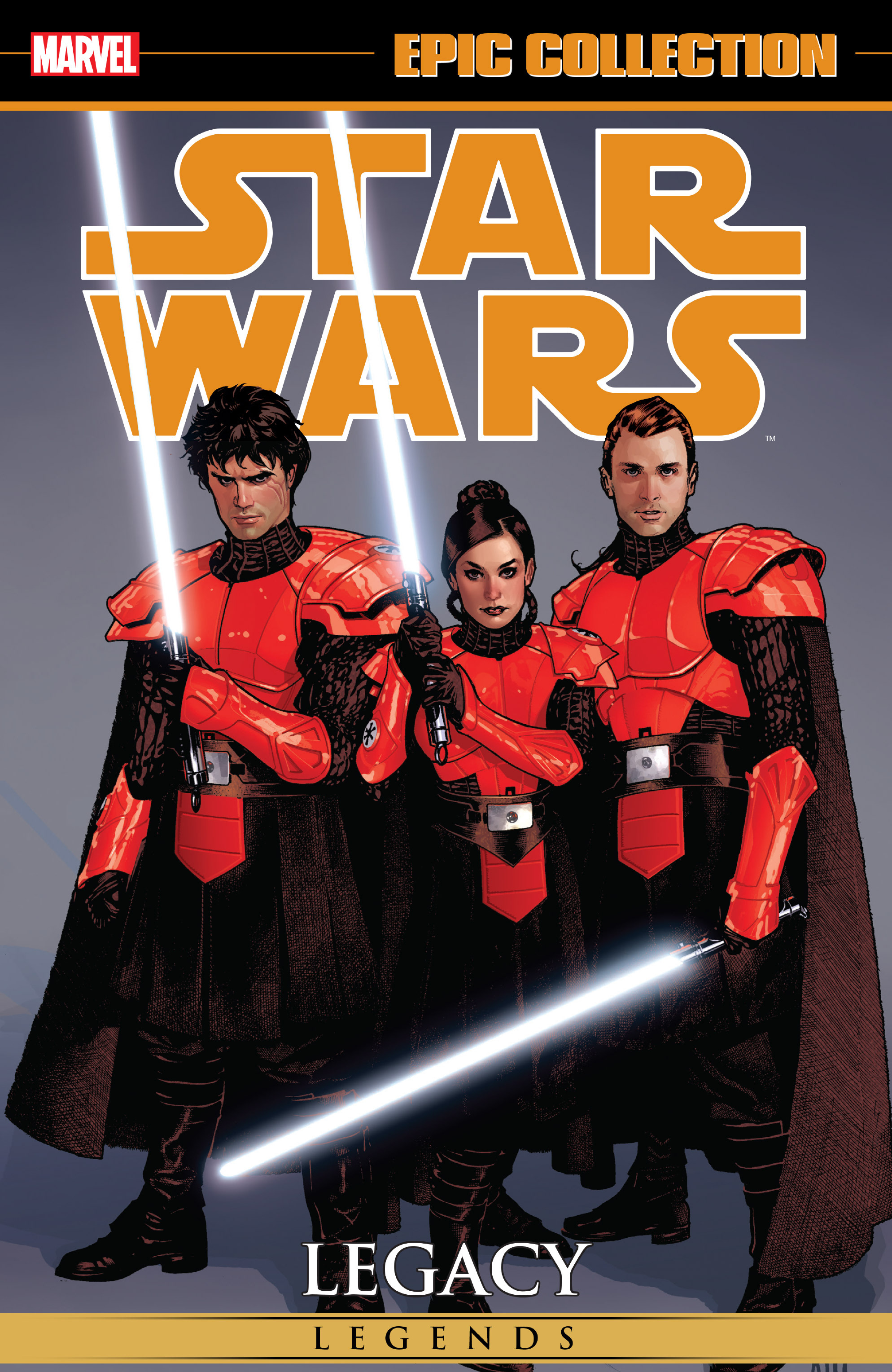 Epic Collection: Star Wars Legends - Legacy Vol 1