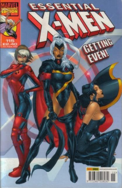 Essential X-Men Vol 1 115