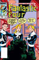 Fantastic Four Vol 1 265