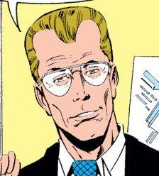 Gilbert O'Conner (Earth-616)