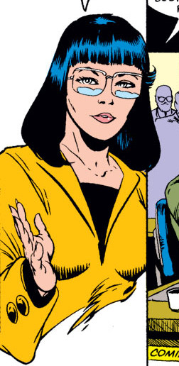 Ginny Edwards (Earth-616)